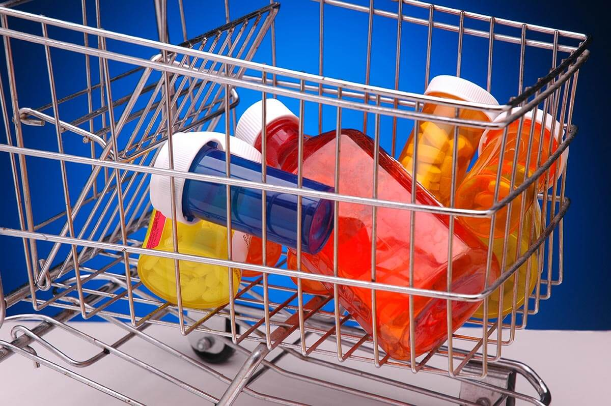 lighthousetreatment-what-is-doctor-shopping-article-photo-assorted-prescription-and-medicine-bottles-in-shopping-cart-5810257